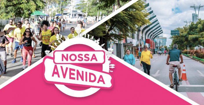 Nossa Avenida, deste domingo, terá como foco a Campanha do Outubro Rosa e a Prevenção do consumo abusivo de bebidas alcoólicas