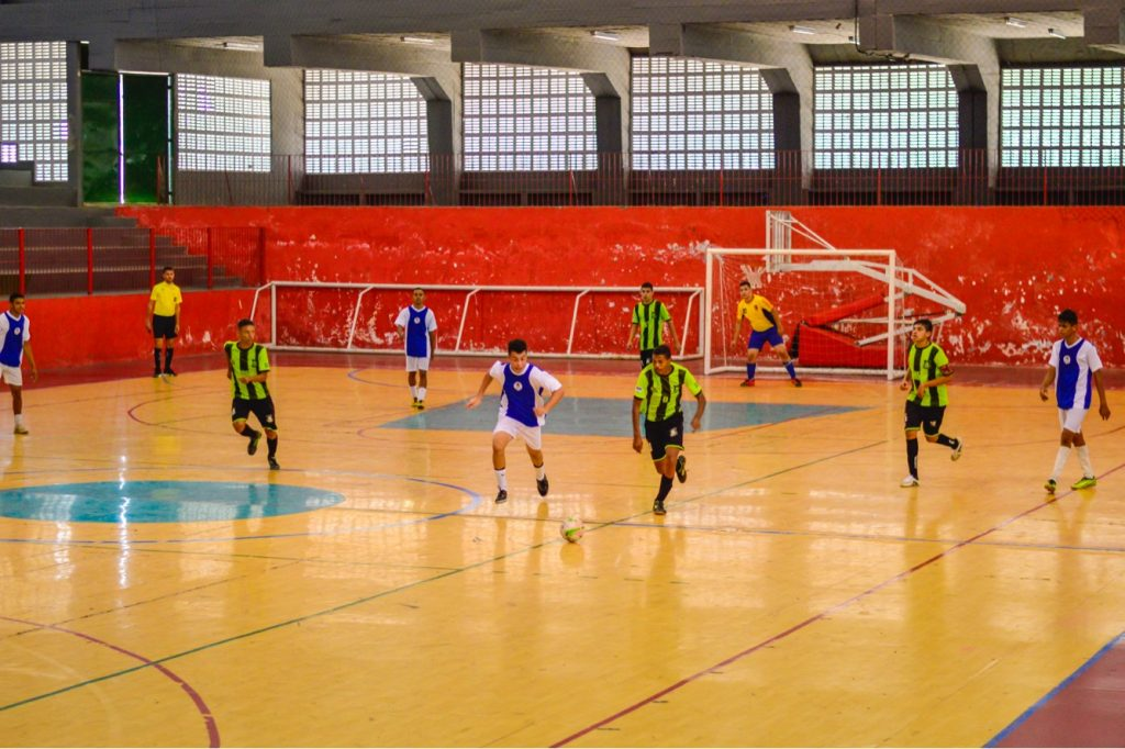 004cba2284e5e Caruaru sedia primeira etapa da Liga Nordeste de Futsal