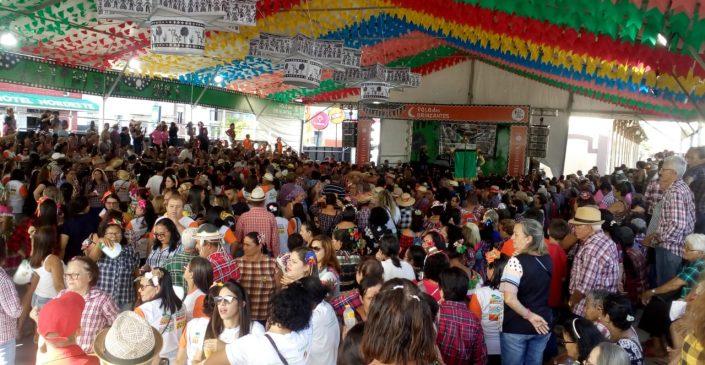 Arraial do Idoso foi sucesso de público na 20ª edição em Caruaru