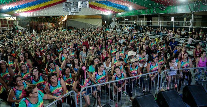 Último Aulão Junino de Zumba e Ritmos foi sucesso de público em Caruaru