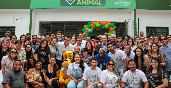 AME Animal realiza 3 mil castrações em menos de um ano