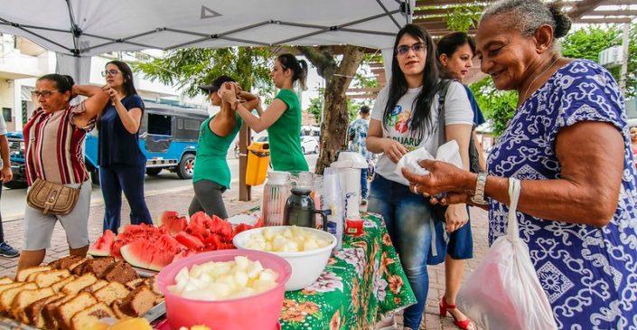 CaruaruPrev promoveu café da manhã em alusão ao Dia Nacional do Aposentado
