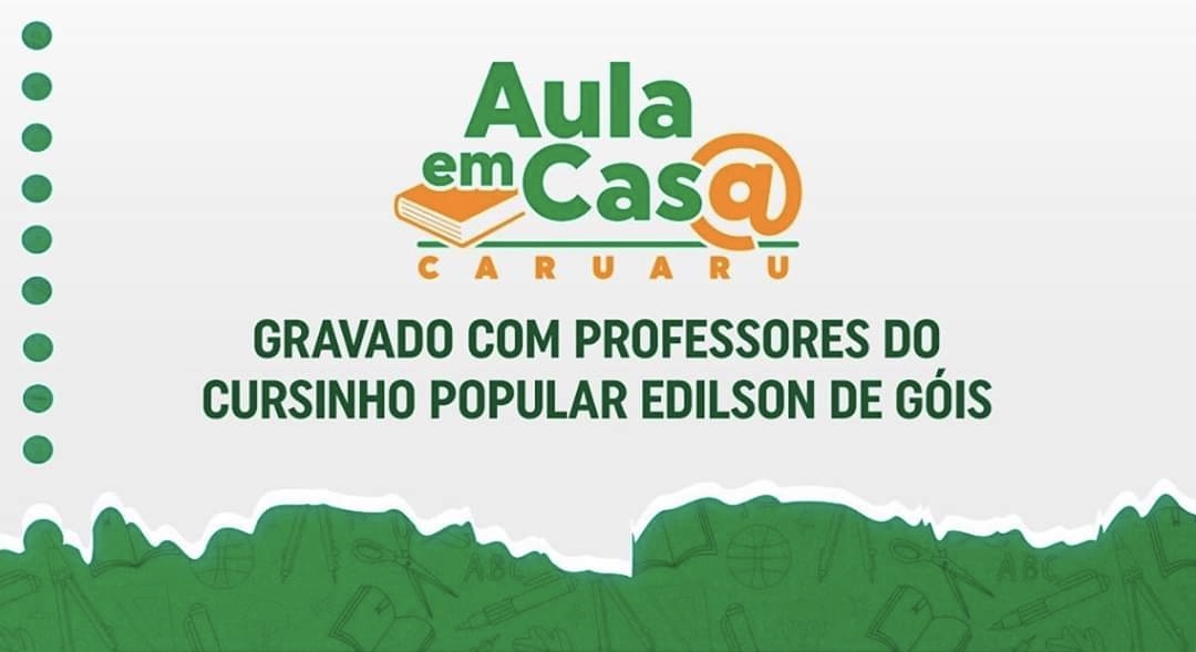 Confira programação de aulas do Cursinho Popular Edilson de Góis deste sábado (30)