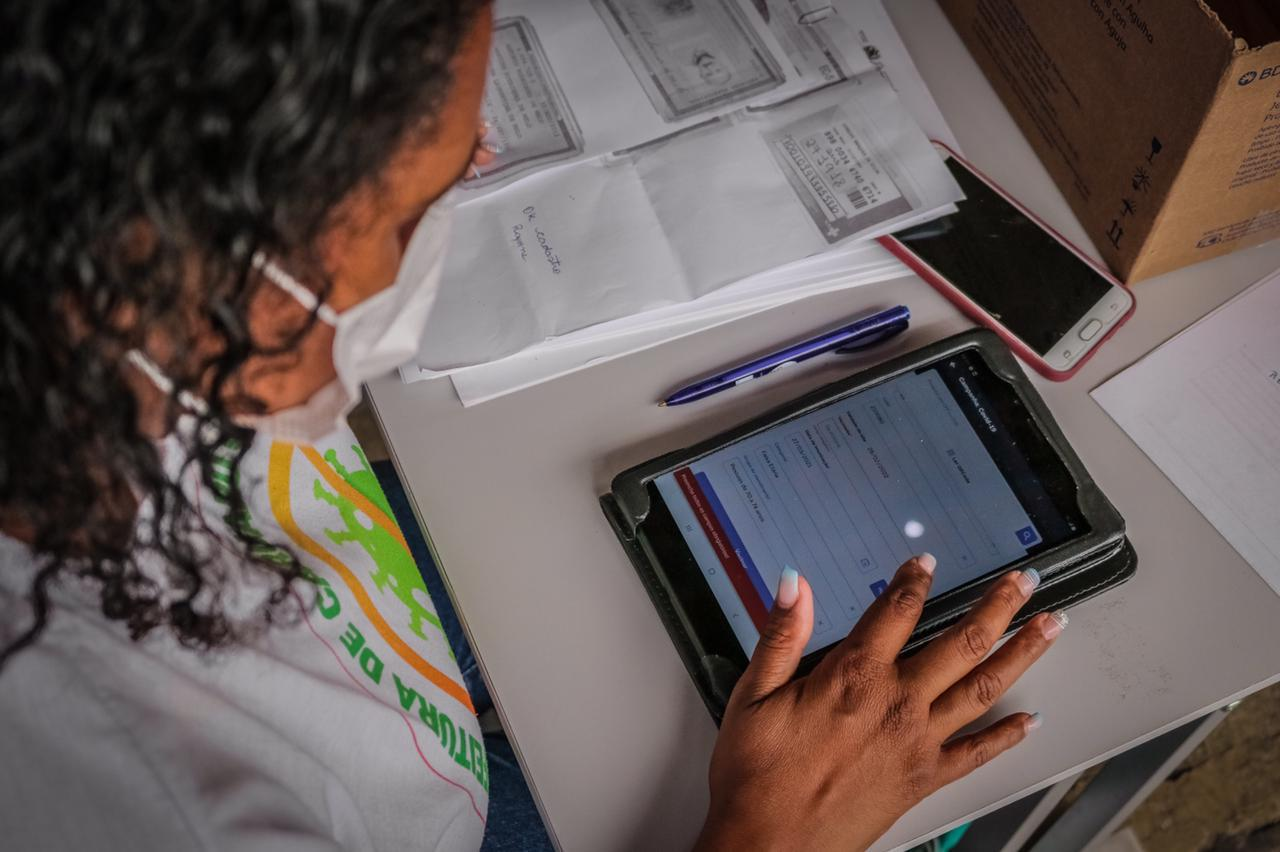 Em Caruaru, nova faixa etária tem pré-cadastro liberado para vacinação da Covid-19